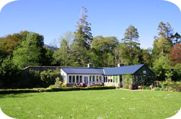 The Walled Garden Restaurant in Applecross